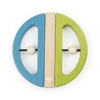 Magnetická hračka TEGU - Swivel Bug - Green & Teal