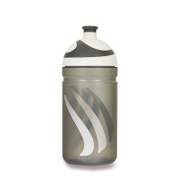 Zdravá fľaša 0,5 l - BIKE 2K19 - biela
