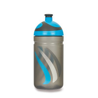 Zdravá fľaša 0,5 l - BIKE 2K19 - modrá