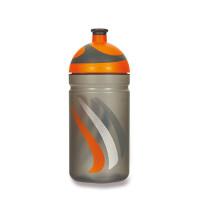 Zdravá fľaša 0,5 l - BIKE 2K19 - oranžová