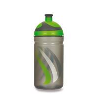Zdravá fľaša 0,5 l - BIKE 2K19 - zelená