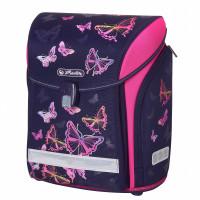 Školská taška Herlitz Midi - Dúhový motýľ