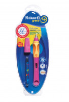 Bombičkové pero Griffix 4 pre ľavákov - ružové