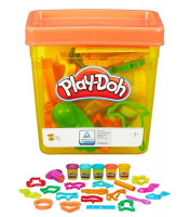 Play-Doh – Veľký box s modelínou a vykrajovadlami