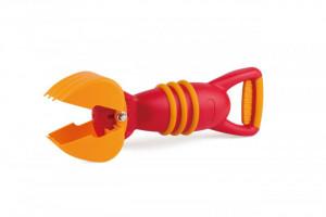 Naberačka piesku červená - hračka na piesok
