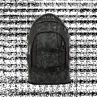 Študentský batoh Ergobag Satch - Ninja Bermuda-celoreflexný!