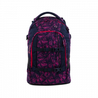 Študentský batoh Ergobag Satch-  Pink Bermuda