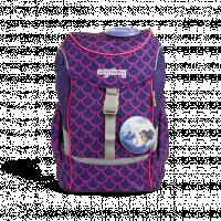 Detský batoh Ergobag mini - fluo ružový