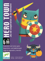 Mesto hrdinov – kartová hra