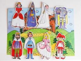 Marionetino – Bábková rozprávka bez tyčiek – Kráľovská II