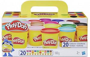 Play-Doh - Veľké balenie 20 ks