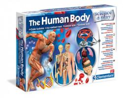 Detské laboratórium – Súprava ľudské telo