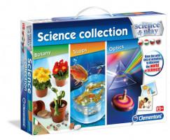 Detské laboratórium – Vedecká kolekcia 3 v 1