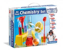 Detské laboratórium – Moja prvá chemická súprava