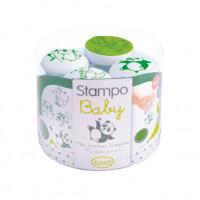 Detské pečiatky StampoBaby – Zvieratká z ďaleka