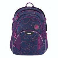 Školský ruksak Coocazoo JobJobber2, Laserbeam Plum