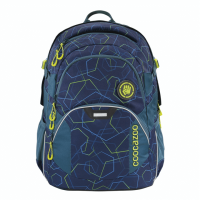 Školský batoh Coocazoo JobJobber2, Laserbeam Blue