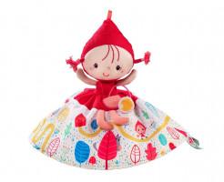 Lilliputiens – Červená Čiapočka – obojstranná bábka