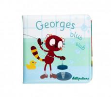 Lilliputiens – lemur Georges – knižka do vody