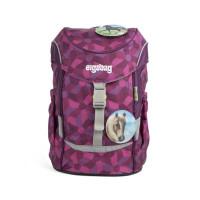 Detský batoh Ergobag mini - fialový