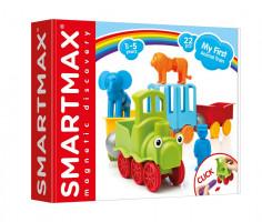 Smartmax - Môj prvý vláčik so zvieratkami - 22 ks