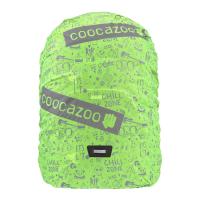 coocazoo WeeperKeeper pláštenka pre ruksak, zelená
