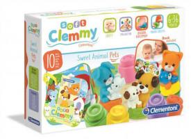 Clemmy – kocky s knižkou – domáce zvieratá