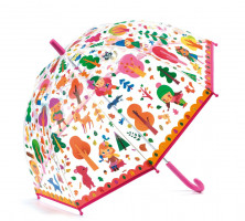 Detský dáždnik – les
