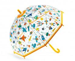 Detský dáždnik – vesmír