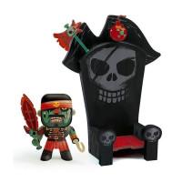 Arty Toys – Pirát Kyle s trónom