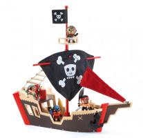 Arty Toys – pirátska loď