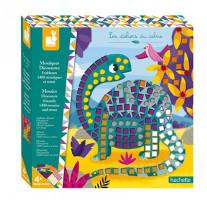 Atelier Maxi - mozaika dinosaury