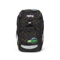 Školský batoh Ergobag prime – Čierny Zig Zag 2020