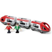 Brio - Osobný vlak s vagónikmi