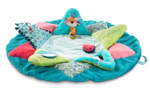Lilliputiens – detská hracia deka – lemur Georges