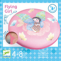 Frisbee – lietajúci tanier – Malá víla
