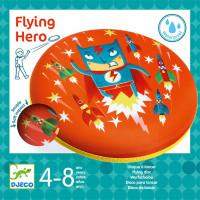 Frisbee – lietajúci tanier – Superhrdina
