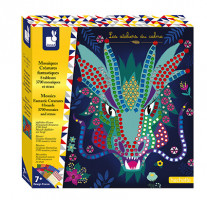 Atelier Maxi - mozaika - Fantastické zvieratá