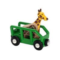 Brio - Žirafa vo vagóne