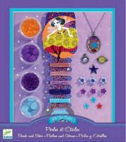 Súprava na výrobu šperkov – Perly a hviezdy