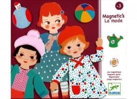 Magnetky – Malé parádnice