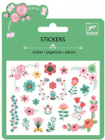 Minisamolepky – malé kvetiny