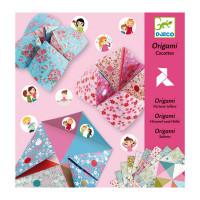 Origami Nebo, peklo, raj – romantické