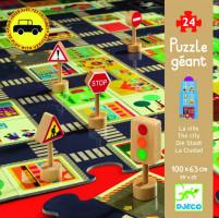 Puzzle – cestná doprava – 24 dielikov