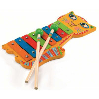 Xylofón mačka – Animambo