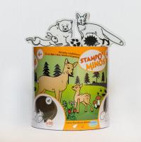 Detské pečiatky StampoMinos - Lesné zvieratá