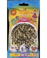 Hama Midi - koráliky bronzové 1000 Ks