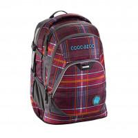 Školský batoh Coocazoo EvverClevver2, Walk The Line Purple