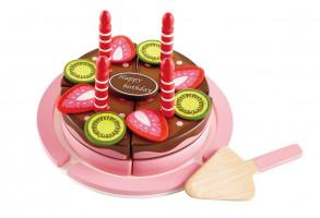 Narodeninová torta- dvojposchodová