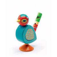 Drevená píšťalka vtáčik – Animambo